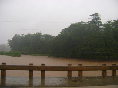 Favorecen a Villa Clara las últimas lluvias