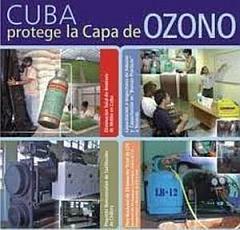Reconocen a entidades villaclareñas protectoras de la capa de ozono