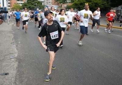 Maickel Melamed: el último fue el primero en el maratón de Nueva York