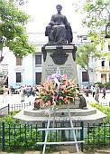 Santa Clara rindió homenaje a su Benefactora