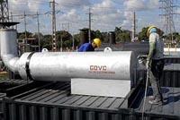 Se logra más generación eléctrica en Villa Clara con menos combustible