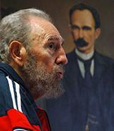 Dormir con los ojos abiertos. Reflexiones de Fidel Castro.