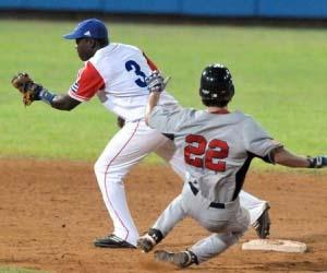 Estados Unidos se impone a Cuba 5 carreras por 2 en Haarlem