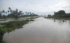 Favorecidos embalses de Villa Clara por lluvias de Isaac