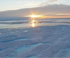 El hielo ártico podría ser historia en 2015