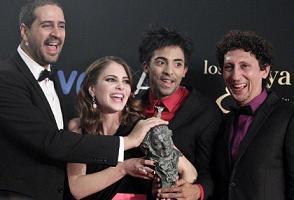 Premio Goya para filme Juan de los muertos