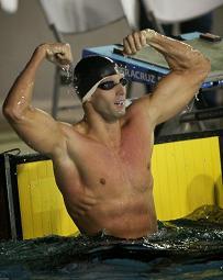 Hanser García terminó con medalla de bronce en los 50 metros